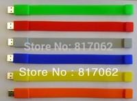 Mr.Leonel / Silicone bracelet usb flash drive 1GB