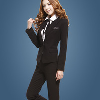 2013 work wear women's set autumn women's formal suits suit skirt work wear