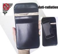 5.3 inch cellPhone Signal Blocking Bag, radiation protection bag,Anti-degaussing No Signal Multi-Function Bag 1pcs free shipping