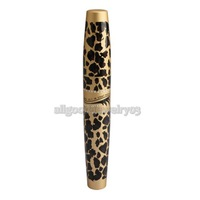 e#a1 Eye Lashes Makeup Curling Eyelash Black Large Leopard Volumn Fiber Mascara