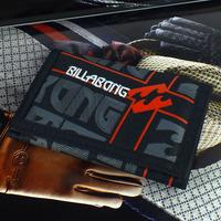 male Canvas wallet ultra-thin Men wallets short design boy sports card holder bag