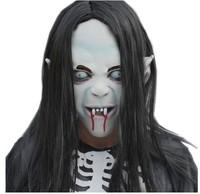 Bride Halloween horror masks the grudge the zhen son ghost mask zhen son sets terror