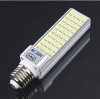 LED Bulb G24/E27 15W 60pcs 5050 SMD LED Light Lamp high brightness for garden 85-265 Warranty 2 years CE ROHS
