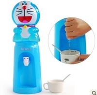 Free shipping Doraemon water dispenser  drink 8 glass of water every day