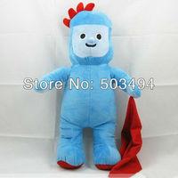 1pcs 40cm/15.7inch In the night garden cute plush toy doll stuffed toy  blue retail