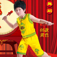 Child costume male child modern dance costume modern martial arts clothing performance wear