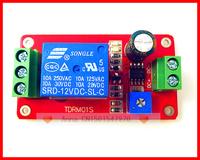 dc 12v ac 220v NE555  programmable timer relay
