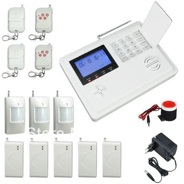 Датчики, Сигнализации HJ Security GSM Pstn , 103 , /,  HJ-D7