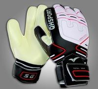 Keeper Glove Finger band football goalkeeper gloves u523-bla