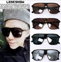 Vintage General Men Sunglasses Elegant Large Designer Beach Sunglasses UV400 free shipping 011