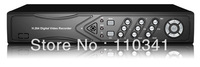 8ch CCTV DVR Recorder Full D1 Recording Playback Network Standalone DVR Recorder with HDMI