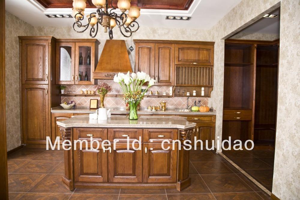 Classical Melamine Kitchen Cupboard (AGK-007)(China (Mainland))