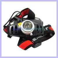 500 Lumen CREE Q5 LED Adjustable Headlamp Zoomable Camping Headlight