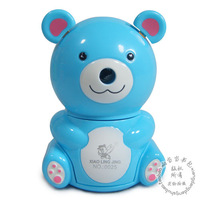 Office Student Best Partner Christmas Gift New Teddy Bear Cute Special hand-cranked pencil sharpener manual pencil sharpener