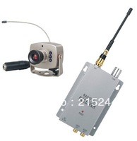Night vision Wireless Audio Video Receiver Kit Single transmitter high power 1.2Ghz capacity