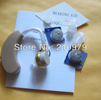 PowerTone F-138  Hearing Aids Aid Behind The Ear Sound Amplifier Sound Adjustable  Drop Shipping