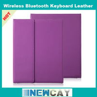 BRAND NEW Wireless Bluetooth 3.0 Qwerty Keyboard Leather Case Stand For ipad 1 2 3 4