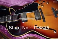 best china guitar Deluxe Model Custom Shop 1959 ES-175 VOS Electric Guitar Vintage Burst 100% MINT100% Excellent Quality