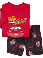 free shipping boy fashion summer car print pajamas baby cotton pajamas children brand sleepwear