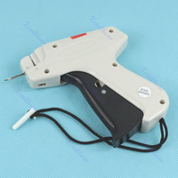 D19 Garment Clothes Price Label Tagging Tag Gun +1000 Barbs +1 Extra Needle+Free Shipping