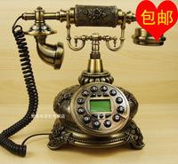 Antique telephone rustic fashion phone vintage telephone caller id