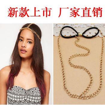 Min $10 mix F027 fashion hair accessory the trend of punk metal hair band hair bands headband