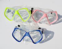 Loyol snorkeling mirror submersible mask silica gel snorkeling mirror
