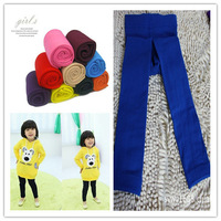 Free shipping,6pcs/lot 2013 new arrival Autumn and winter children warm Leggings, kids cashmere thermal pants