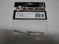 3RACING SAKURA ZERO/S  accessories 64 titanium 3mm turnbuckle -40mm 2pcs  rc car Remote Control Toys Parts & Accs