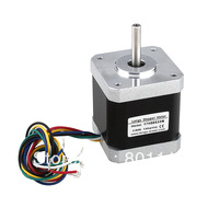 A903A 75oz.in 0.28kg.cm 68g.cm2 6-Lead 1.8Degree 12V 0.4A Nema17 Stepper Motor