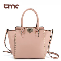 2013 New Arrival Vogue TMC Women Handbag Punk Rivets Tote Satchel Shoulder Bag Hot Handbags Handbags Women JY032
