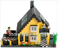 Hotsale building blocks sets,assembled building model toys,children's toy