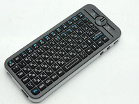 2013 Brand new iPazzPort 2.4G Wireless Fly Air Mouse 2.4GHz russian Keyboard Mini keyboard