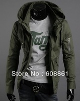 FREE SHIPPING /2013 /men's clothing/coat/spring /casual/drop shipping/G1301665 men's jacket