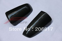 Carbon Fiber Mirror Cover For E70 E71 High Quality Gloss Finished Add On Style Free Shipping