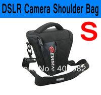 Eirmai Waterproof DSLR Camera Shoulder Bag case for 1100D/1000D/600D/650D/D3200/D3100/D5100/A33/A35/A55+18-55 len