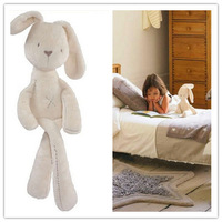 HOT!Toys-Millie & Boris - Soft Toy Millie British aristocrat MaMas&papas smooth obedient rabbit baby sleep calm doll plush toys
