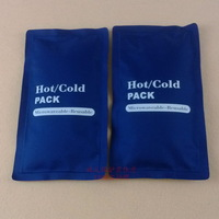 New Hot/cold pack cooler bag for medical care ,gel packs for headaches 5pcs/lot