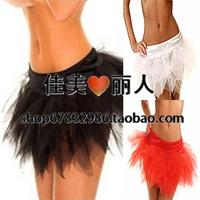 Fashion fashion small short skirt 2013 puff skirt sexy costume modern dance clothes