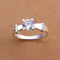 Inlaid stone ring 925 silver ring,high quality ,fashion jewelry, Nickle free,antiallergic fngz pfgu