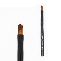 Beauty tools cosmetic brush lipstick lip gloss brush lip brush pure wool portable