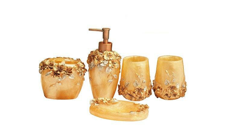 sydati = badkamer accessoires goud ~ laatste badkamer design, Badkamer