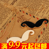 free shipping wholesale 10pcs/lot E4135 fashion accessories personalized necklace oil necklace female