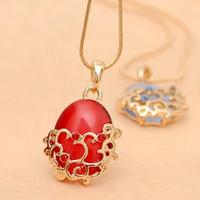 free shipping wholesale 10pcs/lot 6244 accessories fashion cutout exquisite decorative pattern - eye female necklace