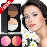 Amm professional 4 trimming powder blush face-lift 01 02