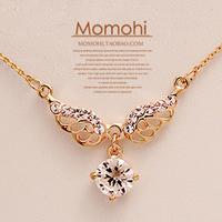 free shipping wholesale Short necklace female fashion short design chain pendant
