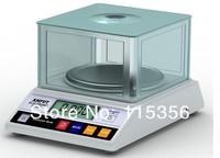 New APTP457B Precision Laboratory analytical balance 600g x 0.01g Jewelry diamond gold weighing bench kitchen scale