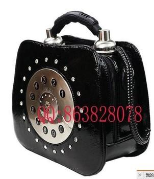 Amliya fashion vintage fashion shoulder bag messenger bag handbag women's unique personality telephone bags