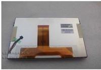 Free shipping 7inch LCD C070VW04 V0 , C070VW04 V2 for Car DVD ,GPS navigation Display screen(800*480)