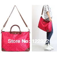 Limited sale! New women bag, plaid long folding handbag, french famous brand, travel bag, dumpling bags, canvas, free shipping